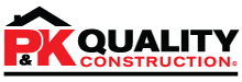 P&K Quality Construction Logo